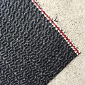 #148 GreyXBlack Herringbone