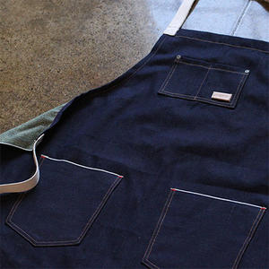 Indigo Selvedge Denim Apron