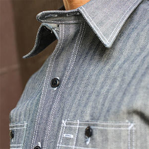 #14 American Herringbone Workshirt