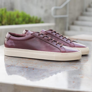 Horween CXL #8 Low Top