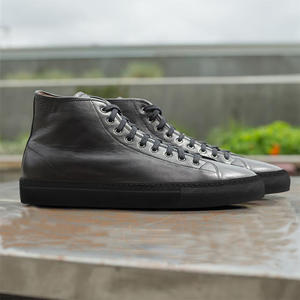 BlackXBlack High Top