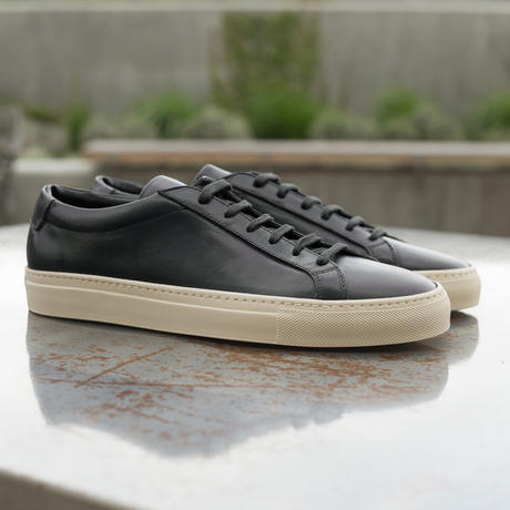 Black Low Top   Gustin   Sneakers