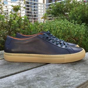 Blue Gum Sole Low Top