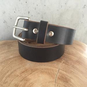 Horween Chromexcel Black Belt