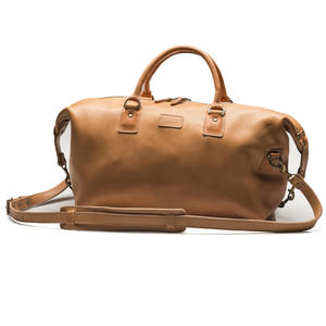 Horween Weekender - Natural Essex