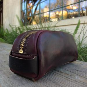 Horween Dopp Kit - Chromexcel #8
