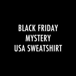 Black Friday Mystery USA Sweatshirt