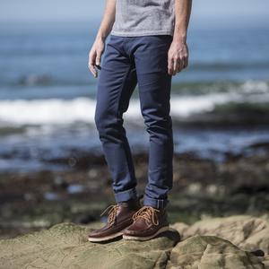 #361 Navy Selvedge Twill