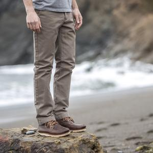 #98 Antique Brown Duck Canvas Chino