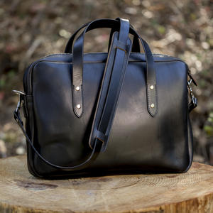 Horween Briefcase - Chromexcel Black