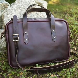 Horween Briefcase - Chromexcel #8