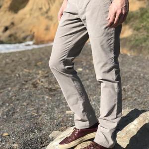 #155 Stone Stretch Corduroy Chinos
