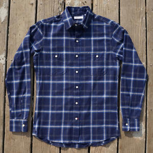 #551 Royal Flannel
