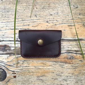 Horween Snap Wallet - Chromexcel #8