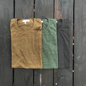 USA Heather T-Shirt 3PK (Camel, Cypress, Gunmetal)