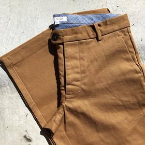 #157 American Gold Brown Chinos