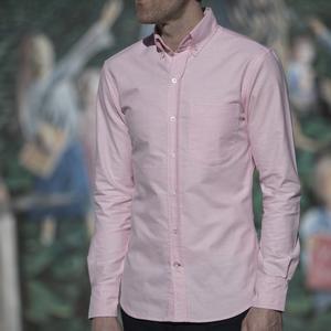 #570 Japan Pink Oxford