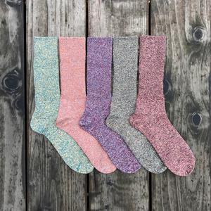 Japan Mélange Sock 5PK