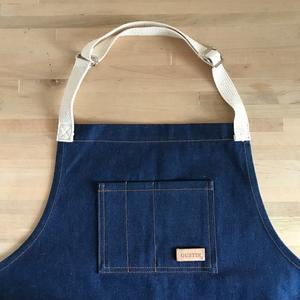 Cone Selvedge Denim Apron