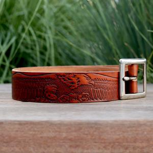 The Horween Eagle Belt