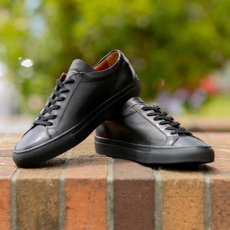 BlackxBlack Low Top   Gustin   Sneakers
