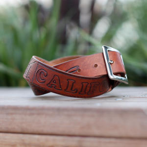 The Horween California Belt