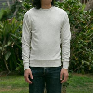 American Crewneck Sweatshirt - Oatmeal