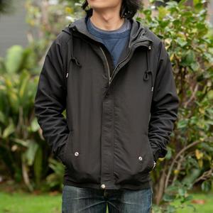Rain Jacket - Black