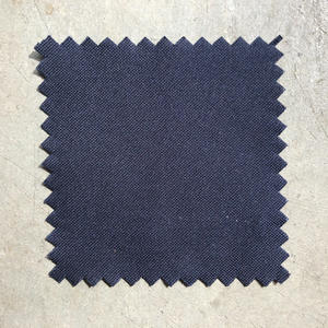 #635 Double Navy Oxford
