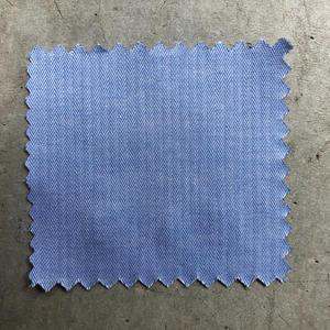 #633 BlueXWhite Herringbone