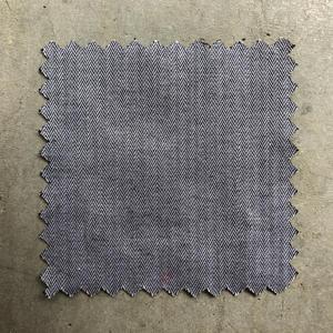 #634 CharcoalXWhite Herringbone