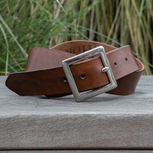 Oiled Horween Classic Belt