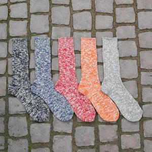 Japan Upcycled Slub Sock 5PK
