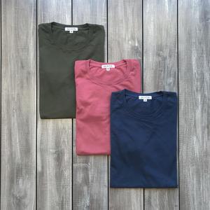 USA T-Shirt 3PK (Pine, Rose, Navy)