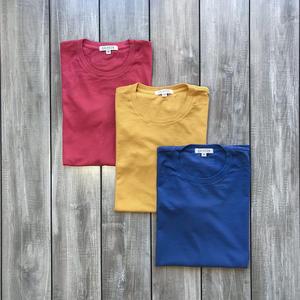 USA T-Shirt 3PK (Crimson, Gold, Faded Blue)