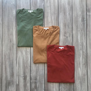 USA T-Shirt 3PK (Cypress, Mustard, Sunset)