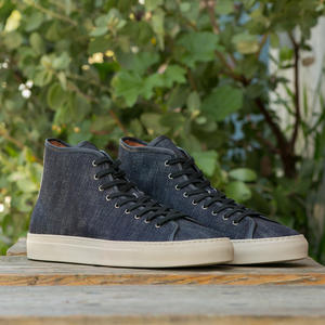 Super Heavy Slub High Top