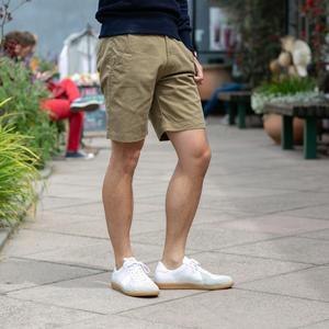 American Chino Short - Khaki