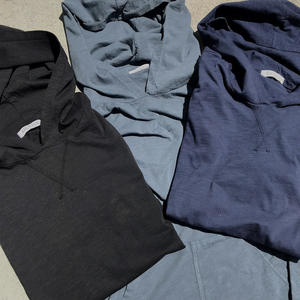 Superlight Slub Pocket Hoodie 3 Pack