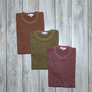 USA Heather T-Shirt 3PK (Rust, Rose, Camel)