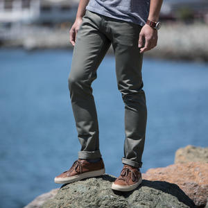 #445 Selvedge Twill - Olive