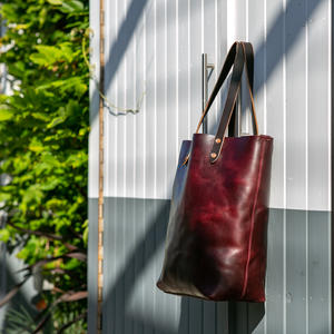 The Horween Tote - Chromexcel #8