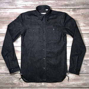 Japan Heavy Black Workshirt