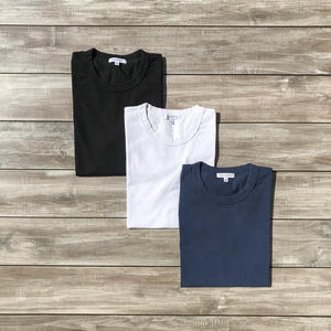 Heavyweight T-Shirt 3 Pack (Navy, Black, White)