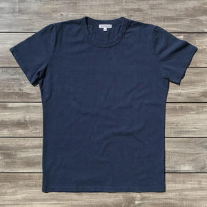 Navy Heavyweight T-Shirt 2 Pack