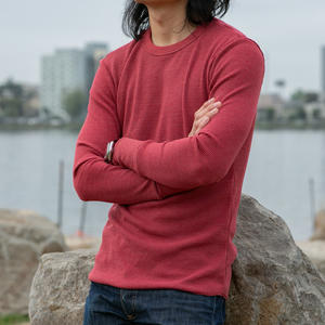 Thermal Crewneck - Red