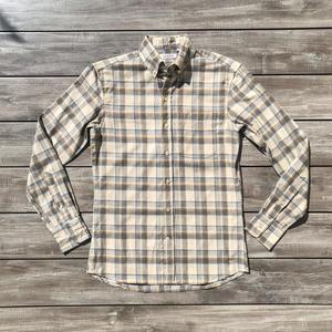 #28 Cream-Slate Flannel