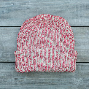 American Knit Beanie - RedXNatural