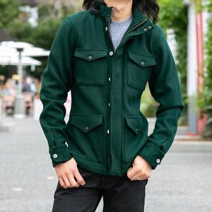 Hunter Wool Field Jacket
