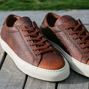 Horween Bison Low Top